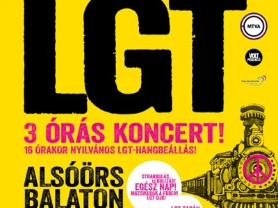 LGT Fesztivál Alsóörsön - Legyen Ön is operatőr!