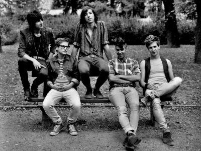 Ivan & The Parazol @ Zöld Pardon– Mai gyerekek az öregek zenéjével