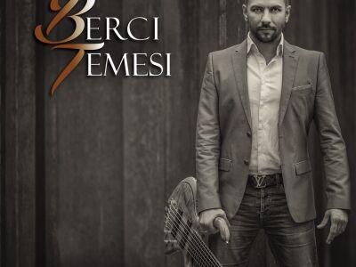 Temesi Berci: On Time - Az ország egyik legkeresettebb basszusgitárosa ezúttal szólóban