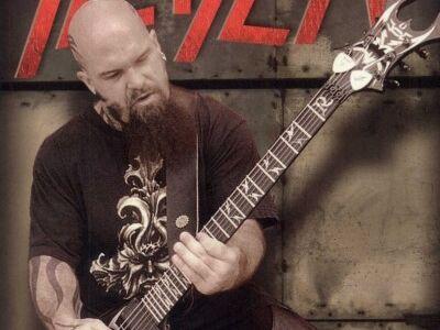 Joel McIver: Slayer