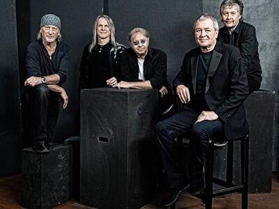 Hamarosan visszatér a Deep Purple