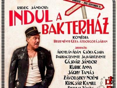 Indul a bakterház - Bereményi Géza átiratát Fehérváron játsszák