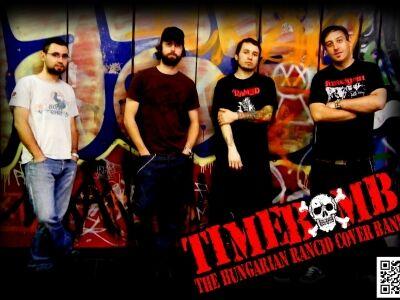 Timebomb meets Europe - Nemzetközi körútra indul a magyar Rancid cover band