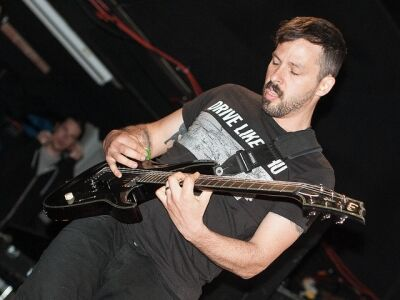 The Dillinger Escape Plan - Interjú Ben Weinman-nel
