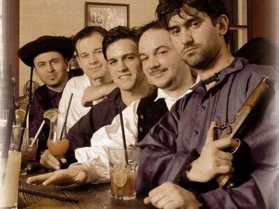 Kerekes Band + Maszkura és a Tücsökraj.@ Club 202 - Csángó boogie és sok szép pesti nő