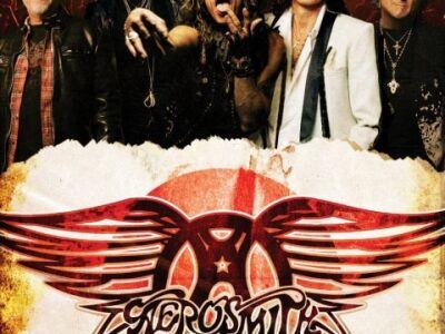 Aerosmith-koncertfilm az Urániában