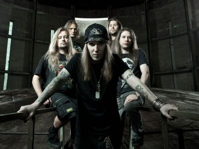 A Concerto Music bemutatja: Children Of Bodom @ Pecsa Music Hall