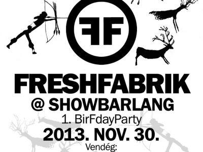 FreshFabrik 20 – ShowBarlang 1