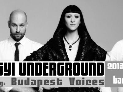 Magashegyi Underground, Budapest Voices @ Barba Negra