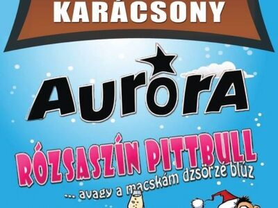 Punk Karácsony: Auróra + Rózsaszín Pittbull + Aylen's Fall @ Club 202