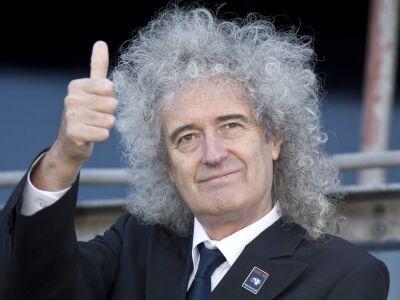Kiderült: Brian May nem beteg
