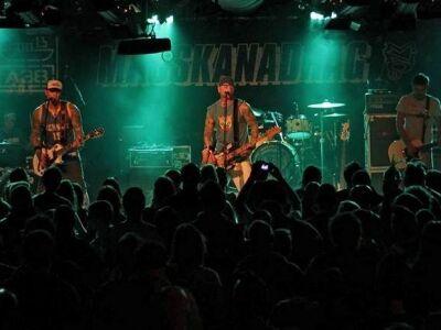Macskanadrág, Timebomb (Rancid Cover) a Rocktogonban