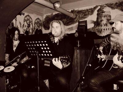 The Next Entry Acoustic Band - Nemzetközi akusztik projekt @ Bázis Klub