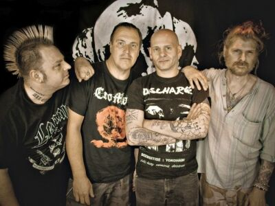 Discharge: Budapesten a hardcore punk legenda