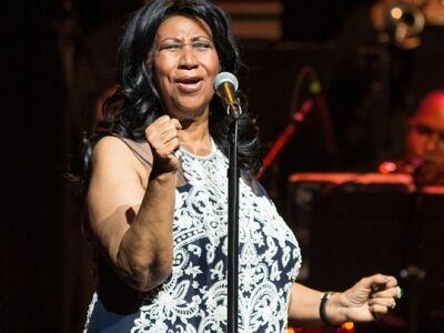 10 díva közismert dalait dolgozta fel új lemezén Aretha Franklin