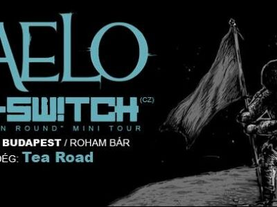 Haelo, The.Switch, Tearoad - Prog. metal ünnep a Roham Bárban