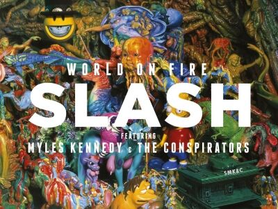 Slash – World On Fire