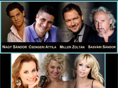 Musical Fesztivál @ Papp László Budapest Sport Aréna