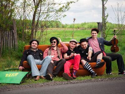 Ingyenes Gypo Circus-koncert @ Instant