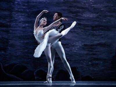 Moszkvai Városi Balett: Hattyúk Tava @ Budapest Aréna