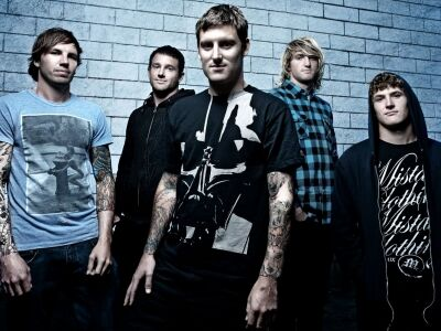 Parkway Drive @ Barba Negra Music Club