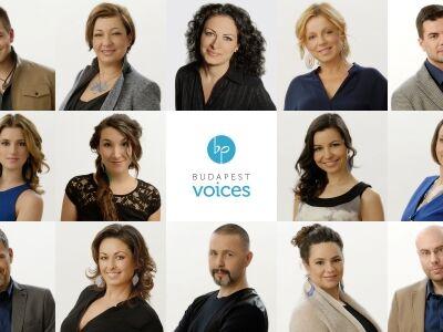 Újévi Nagykoncertet ad a Budapest Voices