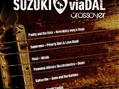 Suzuki viaDAL Crossover - A lemez