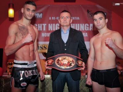 Háború lesz - Fight Night Hungary holnap a Barba Negrában!