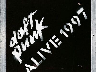 Alive 1997 - Vinylszett a Daft Punktól