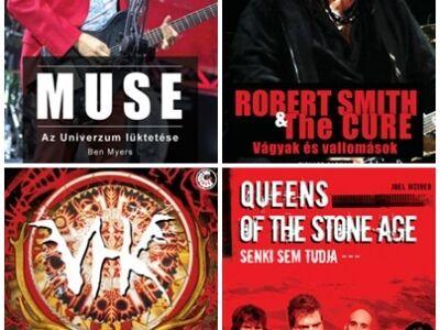 Hiánypótló rockzenei kiadványok a Silenos Kiadótól