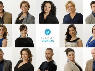 Budapest Voices: Alternatívák - Újévi Nagykoncert a MOM-ban