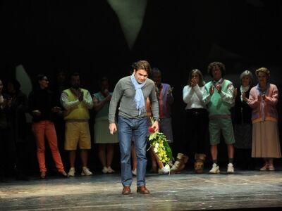 Vígszínház - Csőre Gábor kapta a Ruttkai Éva-emlékgyűrűt