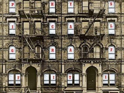 Itt a Led Zeppelin következő újra-kiadása: Physical Graffiti Deluxe Edition