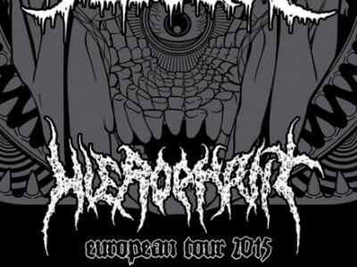 Mutilation Rites (USA) & Hierophant (I) & Rivers Run Dry & Another Way @ Dürer Kert