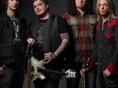 Black Stone Cherry (USA) @ A38