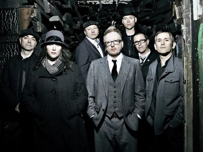Flogging Molly (USA) @ Barba Negra Track