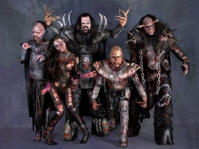 Lordi (FIN) @ Barba Negra Music Club