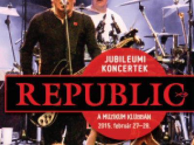 Republic 25 - Jubileumi koncertek a Muzikumban