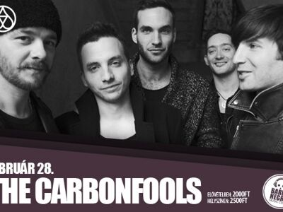 The Carbonfools @ Barba Negra Music Club
