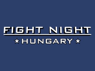 Fight Night – Második menet @ Barba Negra Music Club