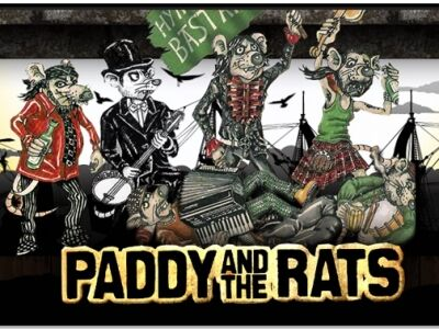 Paddy and the Rats @ Barba Negra