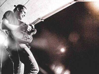 A RedHeart új gitárosa: Nagy Dénes