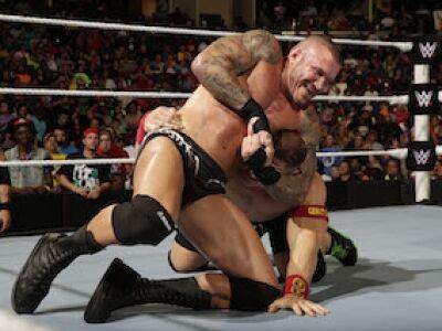 WWE Live @ Aréna