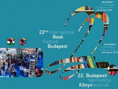 Megnyílt a 22. Budapesti Nemzetközi Könyvfesztivál