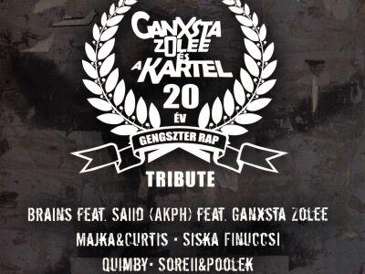 20 év gengszter rap – Ganxsta Zolee és a Kartel tribute