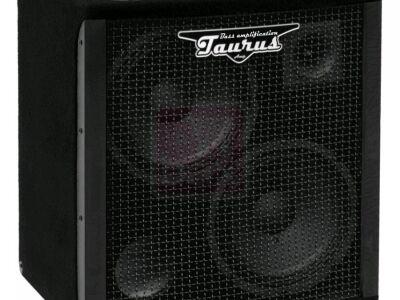 Taurus TF-210 basszusgitár láda a Tajti-Music Hangszeráruházakban