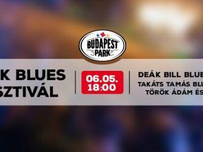 Park Blues Fesztivál @ Budapest Park