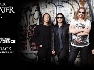 Dream Theater (USA), Kamelot (USA), Special Providence @ Budapest - Barba Negra Track