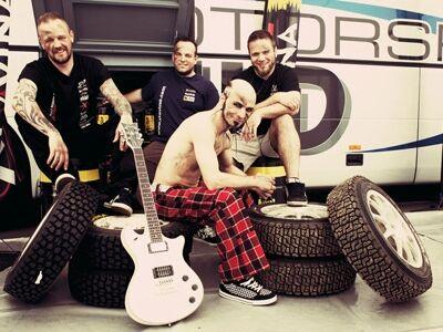 Road, AB/CD, Rockin' Rock Cats, Dorothy a Siroki Motorostalálkozó utolsó napján