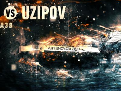 Kozmosz! vs Uzipov @ A38